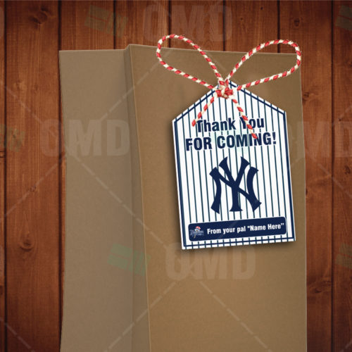 New York Yankees - Bag Tag - Product 4