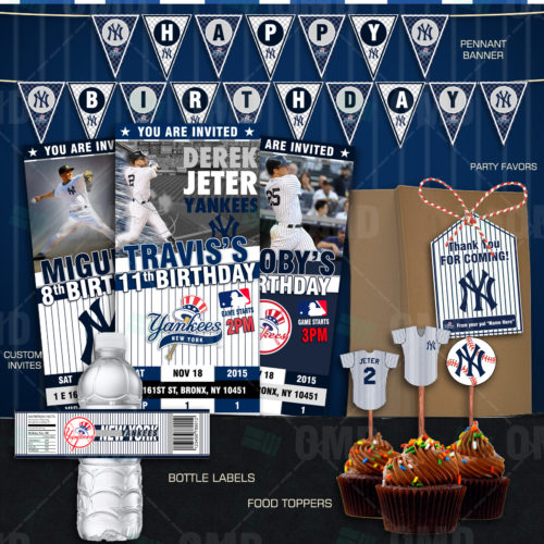 New York Yankees - Party Package - Product 1-1