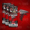 Atlanta Falcons - Invite 2 - Product 1