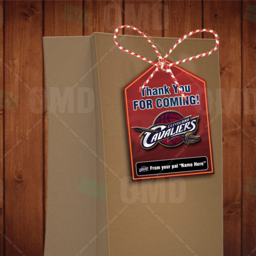 Cleveland Cavaliers - Bag Tag - Product 4