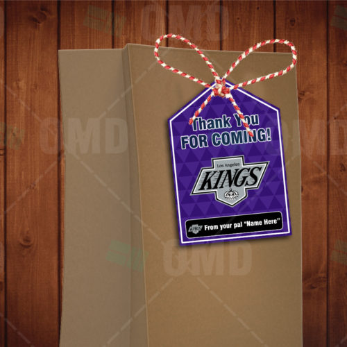 Los Angeles Kings - Bag Tag 1 - Product 1