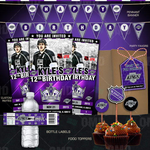 Los Angeles Kings -Package - Product 1