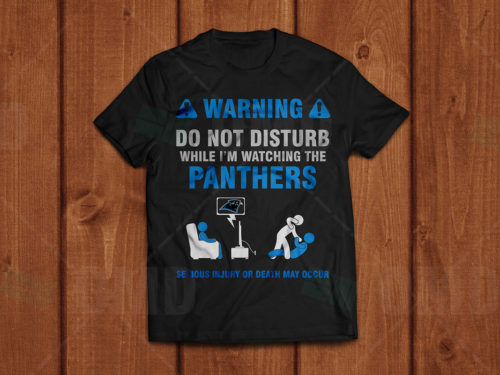 Carolina Panthers Shirt Design - Product 1