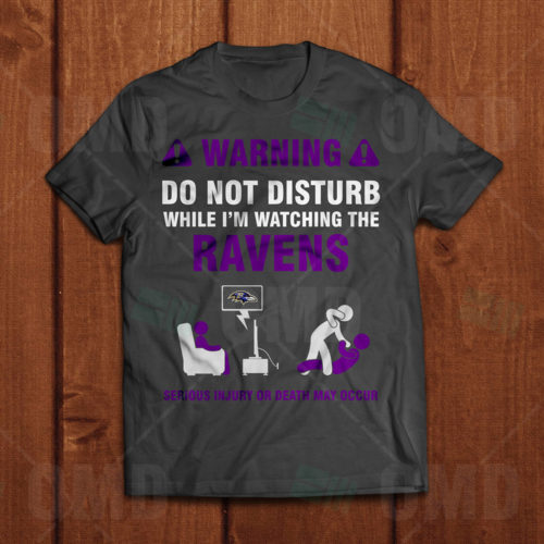 Baltimore_Ravens - T-Shirt Design 1