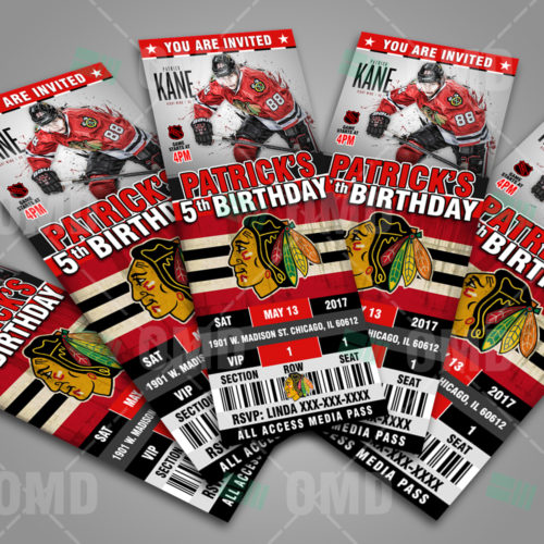 Chicago Blackhawks - Invite 2 - Product 3