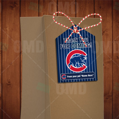 Chicago Cubs - Bag Tag 1 - Product 2