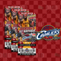 Cleveland Cavaliers - Invite 5 - Product 1