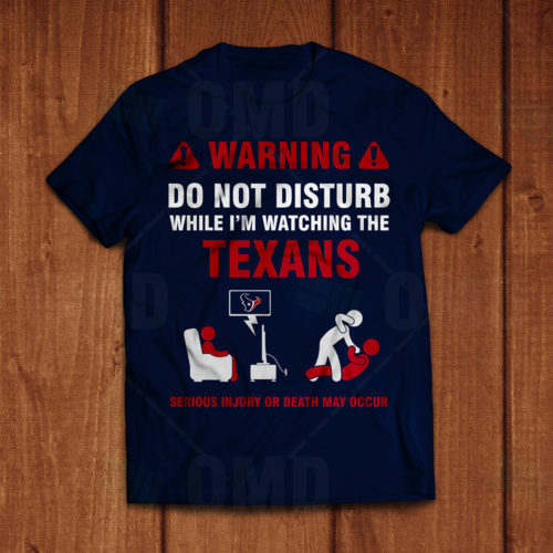 Houston Texans - T-Shirt Design 1