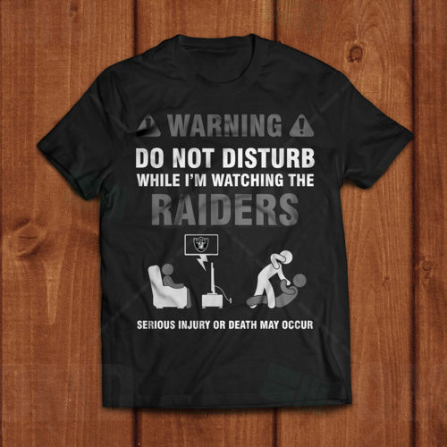 Oakland Raiders - T-Shirt Design 1