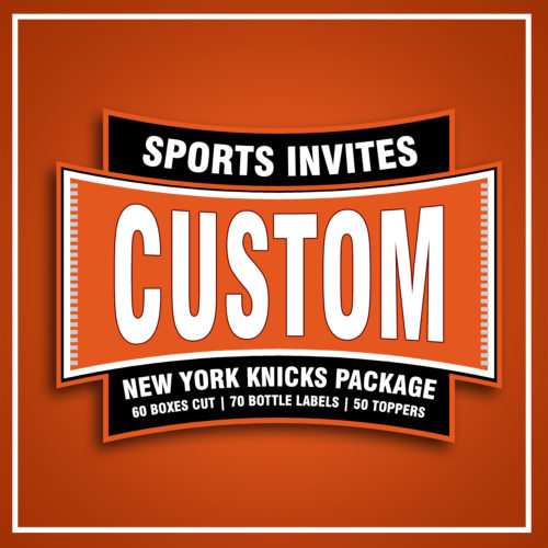 Knicks Custom Listing