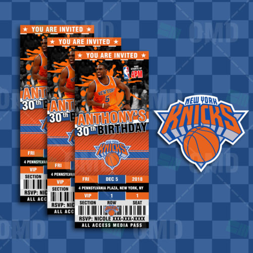 New York Knicks - Invite 4 - Product 1