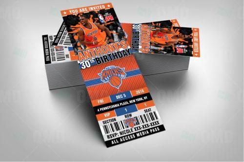 New York Knicks - Invite 4 - Product 2