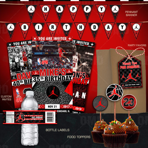 Air Jordan - Party Package - Product 1