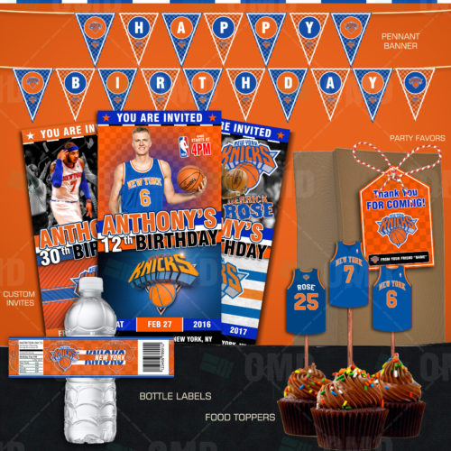 New York Knicks - Party Package - Product 1