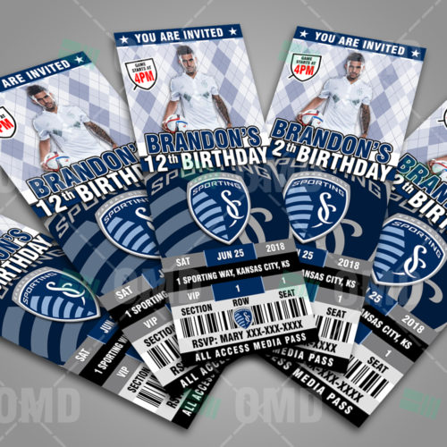 Sporting Kansas City - Invite 1 - Product 2