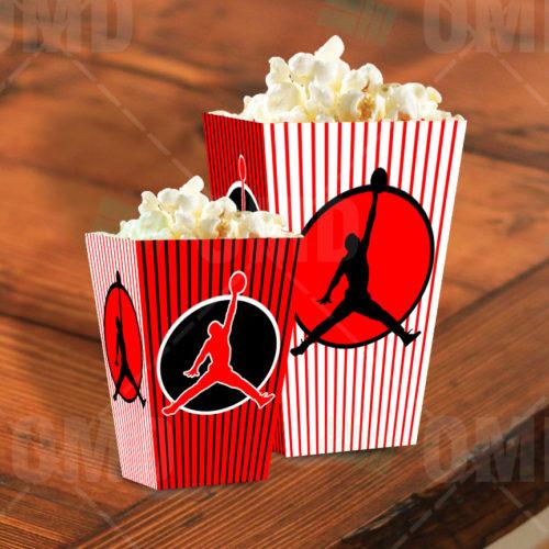 Jordan - Popcorn Box - Product 1