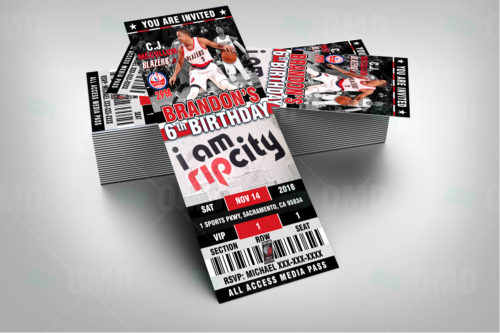 Portland Trail Blazers - Invite 2 - Product 2