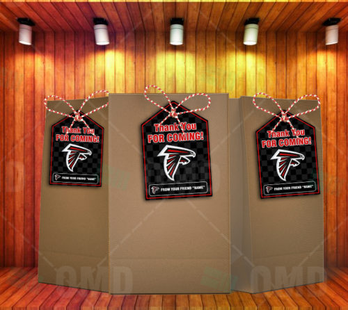 Atlanta Falcons - Bag Tags - Product 2