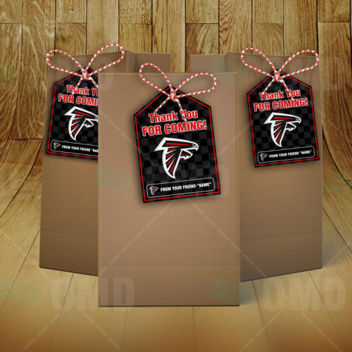 Atlanta Falcons - Bag Tags - Product 3