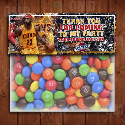 Cleveland Cavaliers - Bag Toppers - Product 1