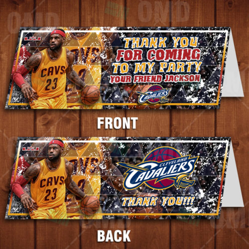 Cleveland Cavaliers - Bag Toppers - Product 2