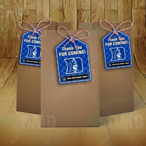Duke Blue Devils - Bag Tags - Product 2