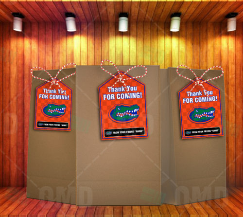 Florida Gators - Bag Tags - Product 1