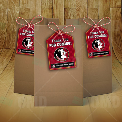 Florida State Seminoles - Bag Tags - Product 2