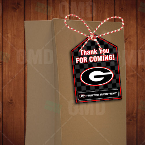 Georgia Bulldogs - Bag Tags - Product 4