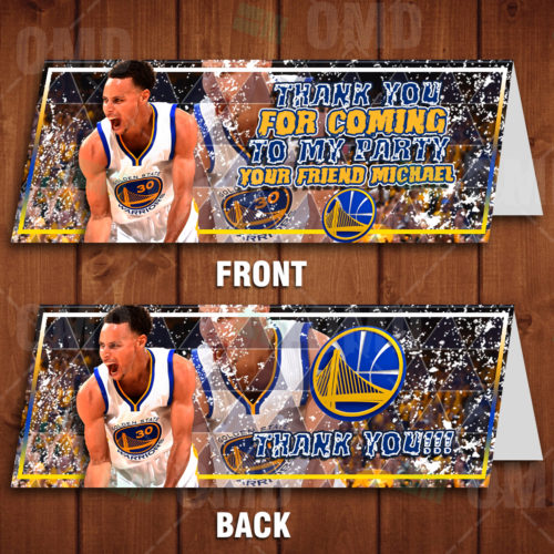 Golden State Warriors - Bag Toppers - Product 1