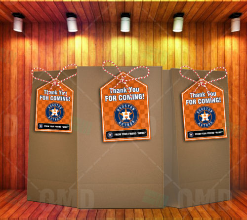 Houston Astros - Bag Tags - Product 2