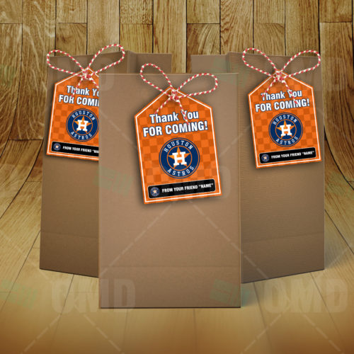 Houston Astros - Bag Tags - Product 3