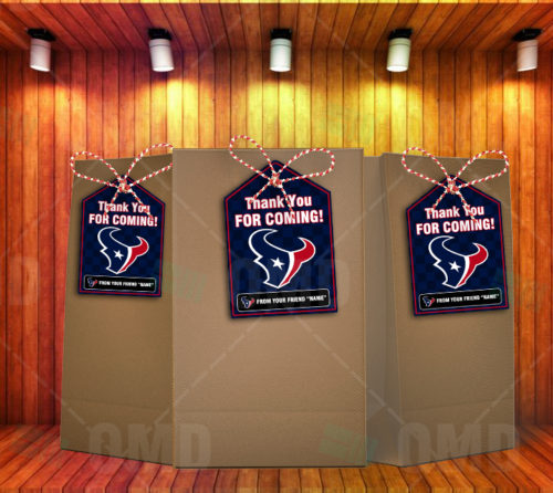 Houston Texans - Bag Tags - Product 2
