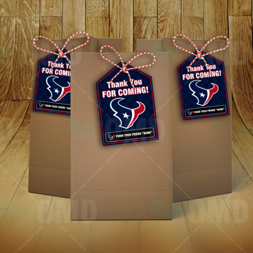 Houston Texans - Bag Tags - Product 3