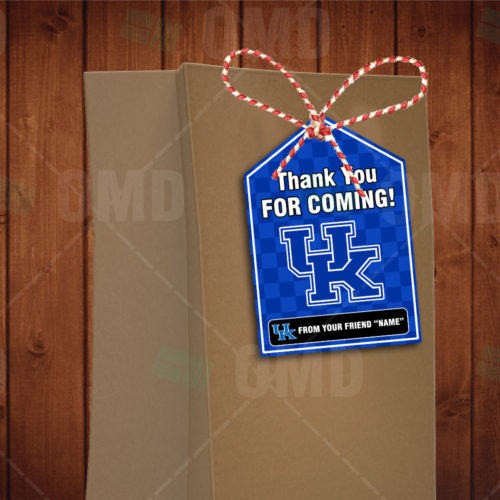 Kentucky Wildcats - Bag Tags - Product 4