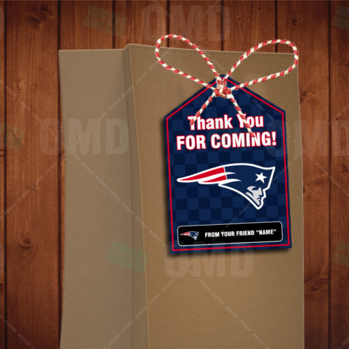 New England Patriots - Bag Tags - Product 1