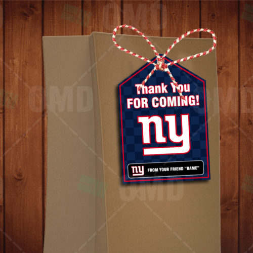 New York Giants - Bag Tags - Product 1