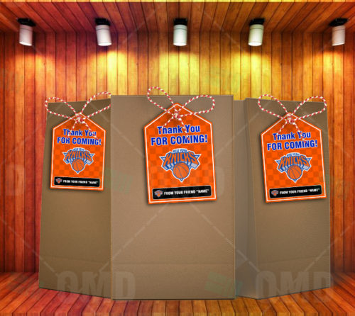 New York Knicks - Bag Tags - Product 2