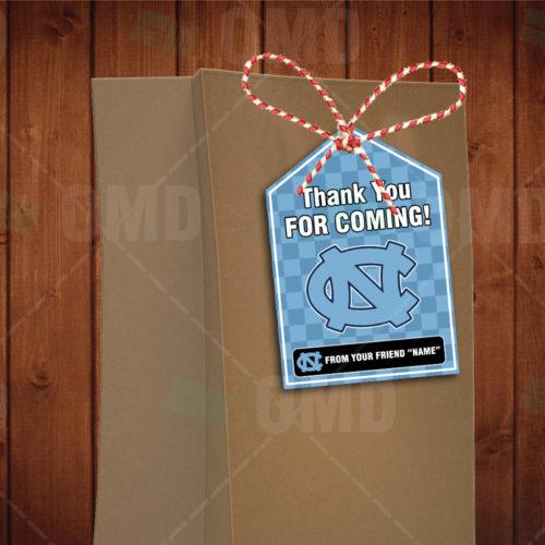 North Carolina Tarheels - Bag Tags - Product 4