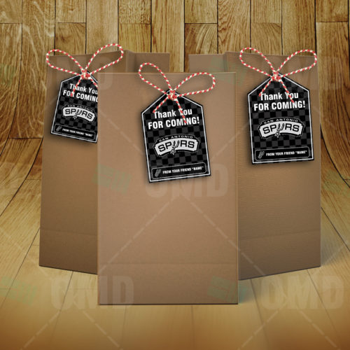 San Antonio Spurs - Bag Tags - Product 3