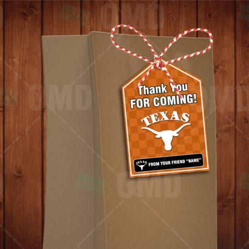 Texas Longhorns - Bag Tags - Product 4