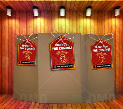 USC Trojans - Bag Tags - Product 1