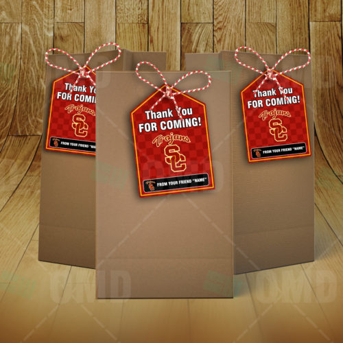 USC Trojans - Bag Tags - Product 2