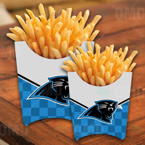 Carolina Panthers - French Fry Box - Product 1