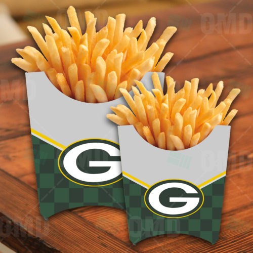 Green Bay Packers - French Fry Box - Product 1