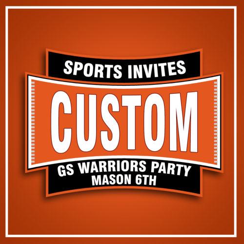 MASON 6th - Custom