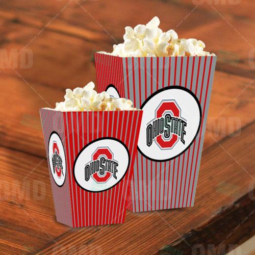 Ohio State Buckeyes - Popcorn Box - Product 1