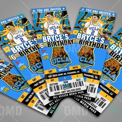 UCLA Bruins - Invite 2 - Product 3