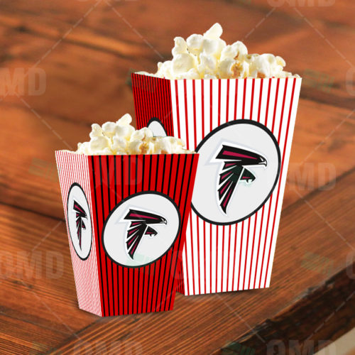 Atlanta Falcons - Popcorn Box - Product 1