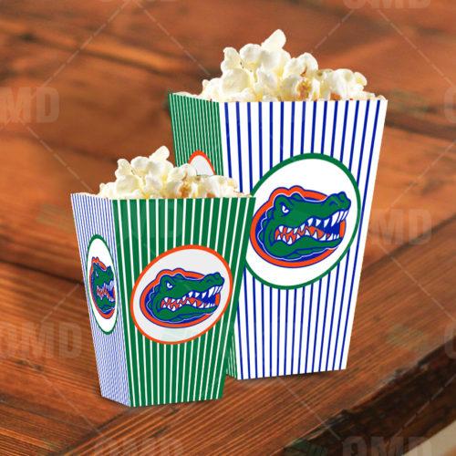 Florida Gators - Popcorn Box - Product 1